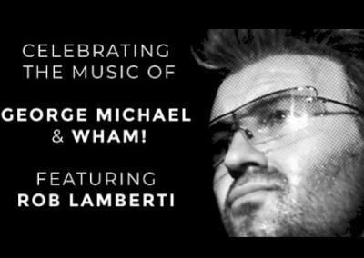 George Michael tribute Rob Lamberti