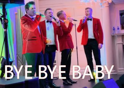 BYE BYE BABY – JERSEY BOYS