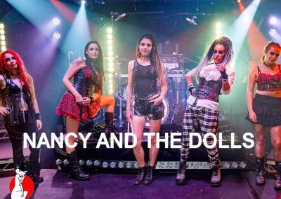 Nancy and the Dolls