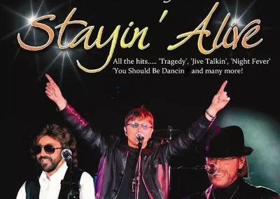 Stayin Alive – BEEGEES Tribute